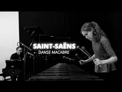 """""""Danse Macabre"""", Camille Saint-Saëns, Adélaïde Ferrière, Matthieu Cognet"""