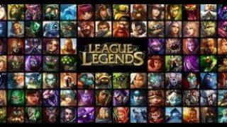 League of Legends Türkçe Şampiyon Seslendirmeleri (Tüm Şampiyonlar) Video