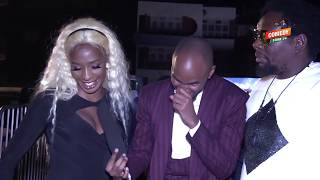 Alex Muhangi Comedy Store July 2019 - Klint D Drunk Part One