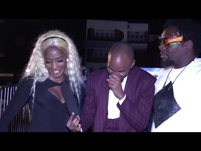 Alex Muhangi Comedy Store July 2019 - Klint D Drunk (Part One)