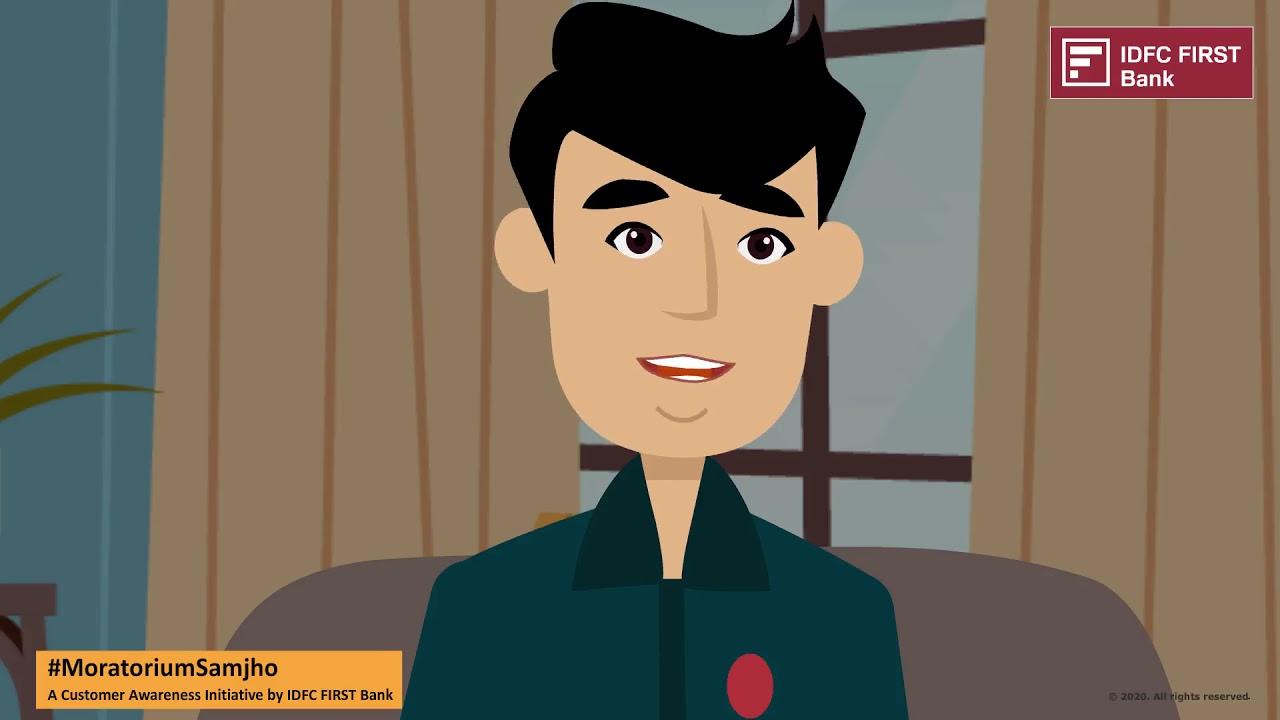 #MoratoriumSamhjo, A Customer Awareness Initiative Program by IDFC FIRST Bank (Hindi version)