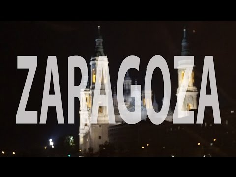 Zaragoza - The Hotel, The City, and the Gym