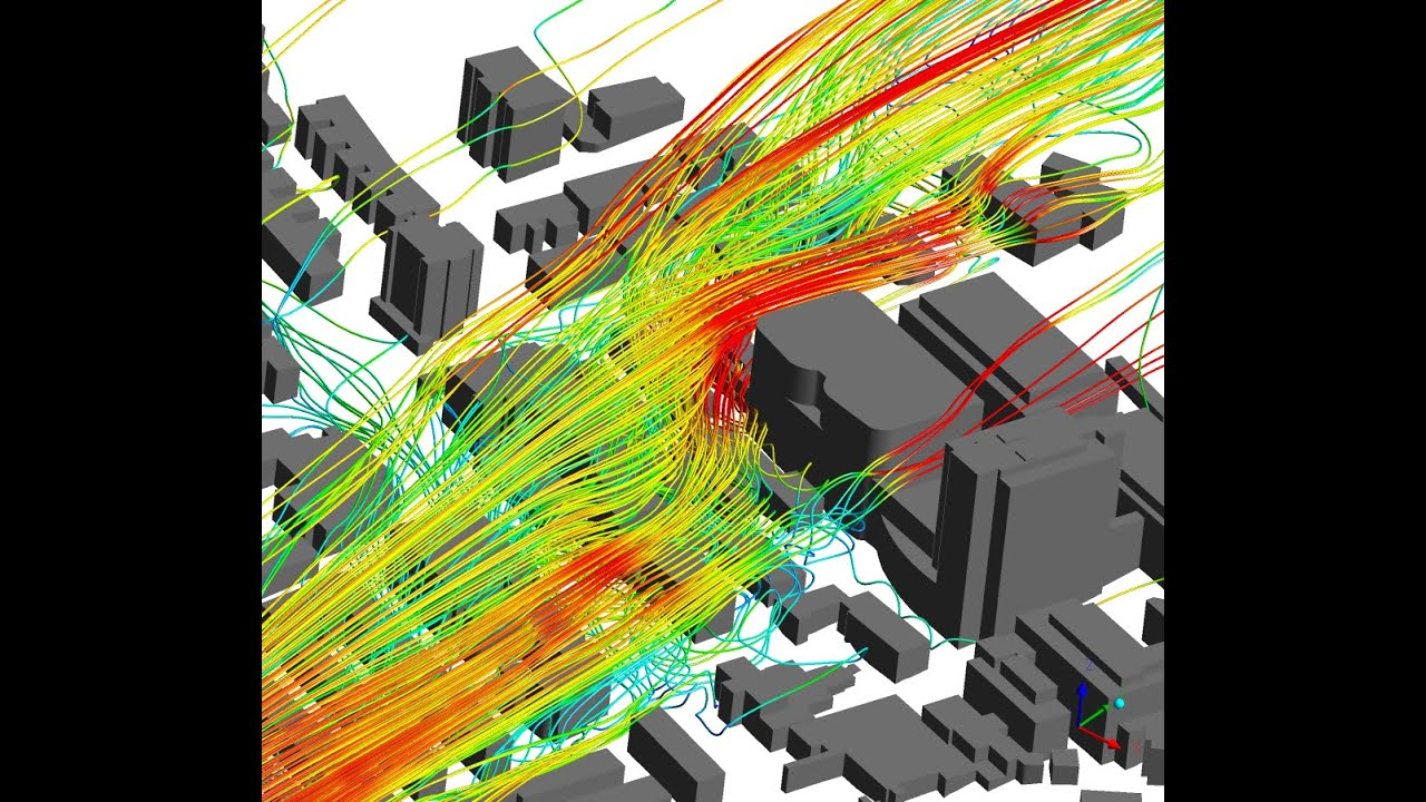 Building Site Map Examples: How Simulation Can Improve Wind Microclimate Studies