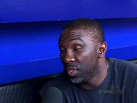 Mookie Wilson Raw, Interview 3