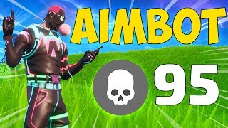 How it feels to AIMBOT in Fortnite... 😂