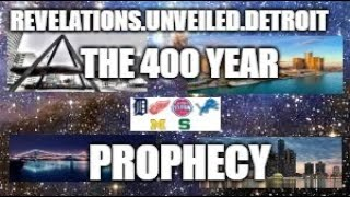 """400 YEAR""  PROPHECY:  WHO & WHAT???"