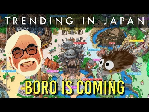 Ghibli OFFICIALLY Back to Work on Miyazaki's New Film