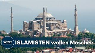 MUSEUM ODER MOSCHEE: Türkische Richter entscheiden über Hagia Sophia