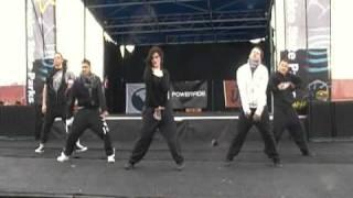 THROB DANCE CREW @ NM BOWL