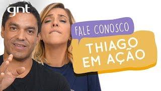 Thiago Castanho mostra por que é o nosso