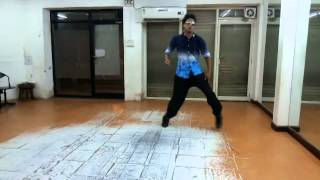 jhanjhriya hiphop mix robotics dance by Rockey