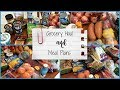 Healthy Grocery Haul #75 | Weekly Meal Plans | Weight Watcher Smart Points