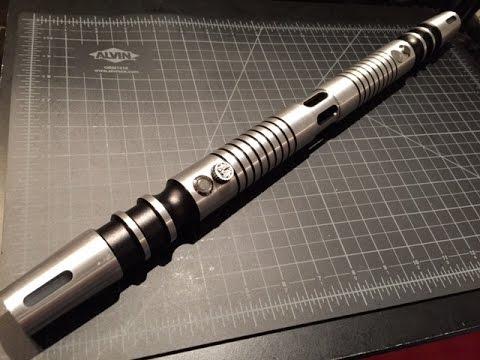 Saberforge Dual Lightsaber