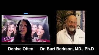 Gambar cover DR. BURT BERKSON on ALTERNATIVE HEALTH TALK w/ Denise Otten