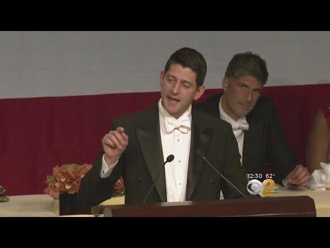 House Speaker Ryan Headlines Alfred E. Smith Dinner