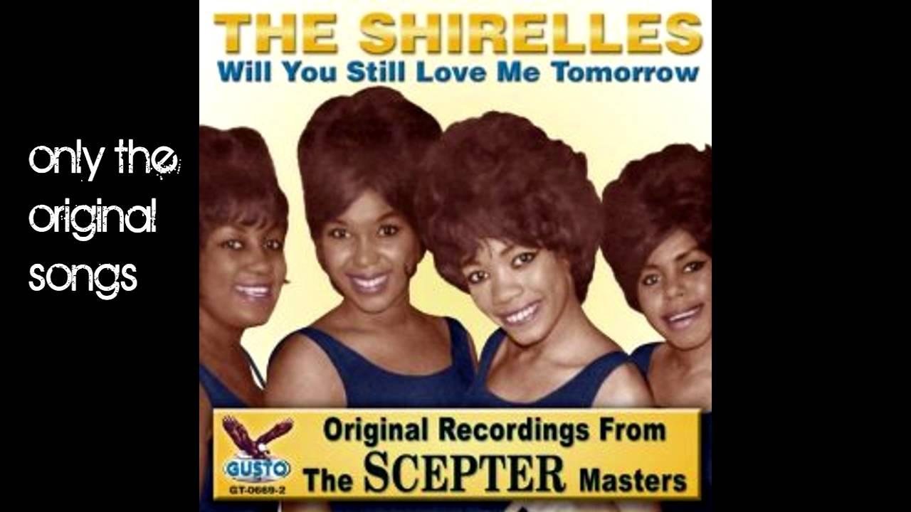 shirelles will you love me tomorrow mp3