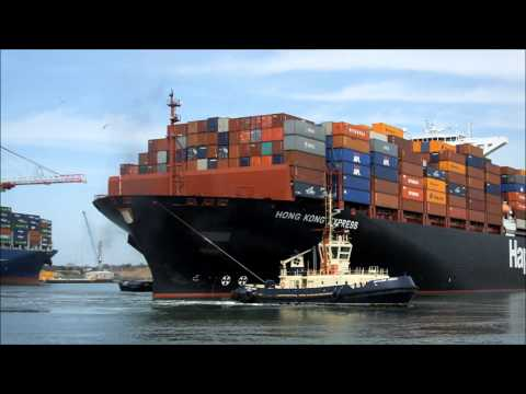 HONG KONG EXPRESS Southampton 10 Mar 2015