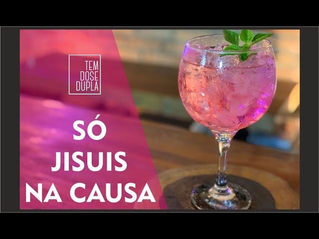 Drink com JAMBU - SÓ JISUIS NA CAUSA