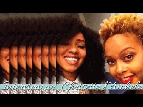 Chrisette Michele Interview @ Dark & Lovely VIP Lounge | Jouelzy