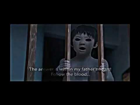 Korkunç Bir Film 4   Japonca Konuşma Sahnesi