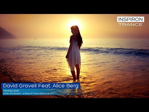 David Gravell Feat. Alice Berg - Young Love