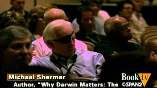"Debate on ""Intelligent Design"": Michael Shermer and Ronald Bailey VS George Gilder & Stephen Meyer"