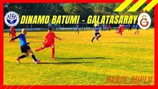 DINAMO BATUMI GALATASARAY DANIIL DUPLII FOOTBALL TOURMAMENT U11