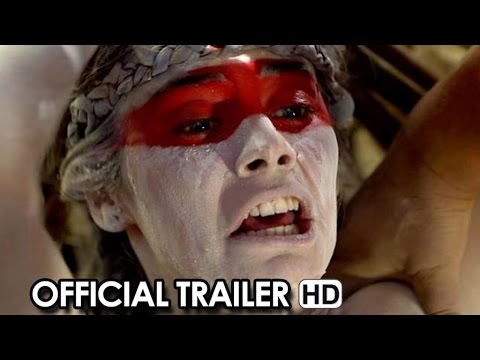 The Green Inferno Official Trailer 2015 Eli Roth Horror Movie Hd
