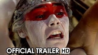 The Green Inferno Official Trailer (2015) - Eli Roth Horror Movie HD