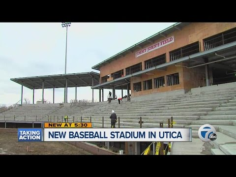 New minor league baseball stadium