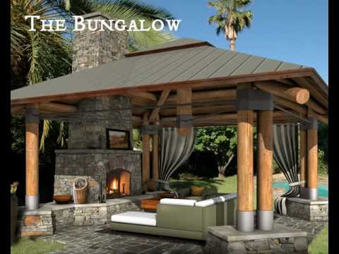 PrecisionCraft\'s Outdoor Living | Outdoor Rooms | Pergolas - YouTube