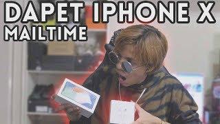 BUKA KADO Dapet IPHONE X?! Jual Mail Time Ga yaa??