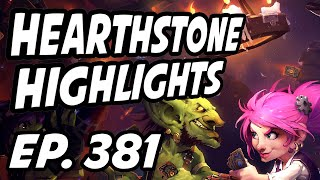 Hearthstone Daily Highlights | Ep. 381 | ToiletDrake, itsHafu, DisguisedToastHS, RduLIVE