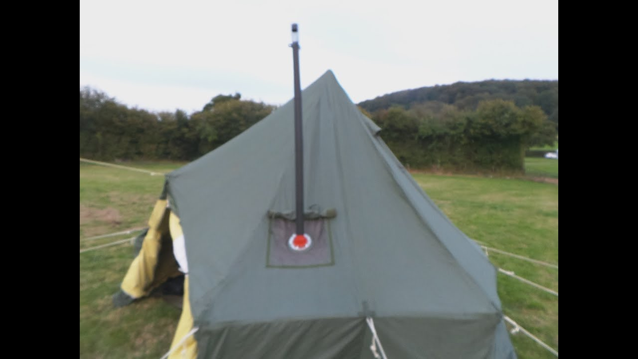 & US 5 man Arctic Tent. first look - YouTube