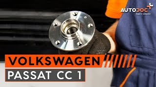 Demontáž Lozisko kola VW - video průvodce