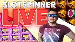 LIVE CASINO GAMES - 6000€ VS SLOTS - !punkrocker Promotion is live!