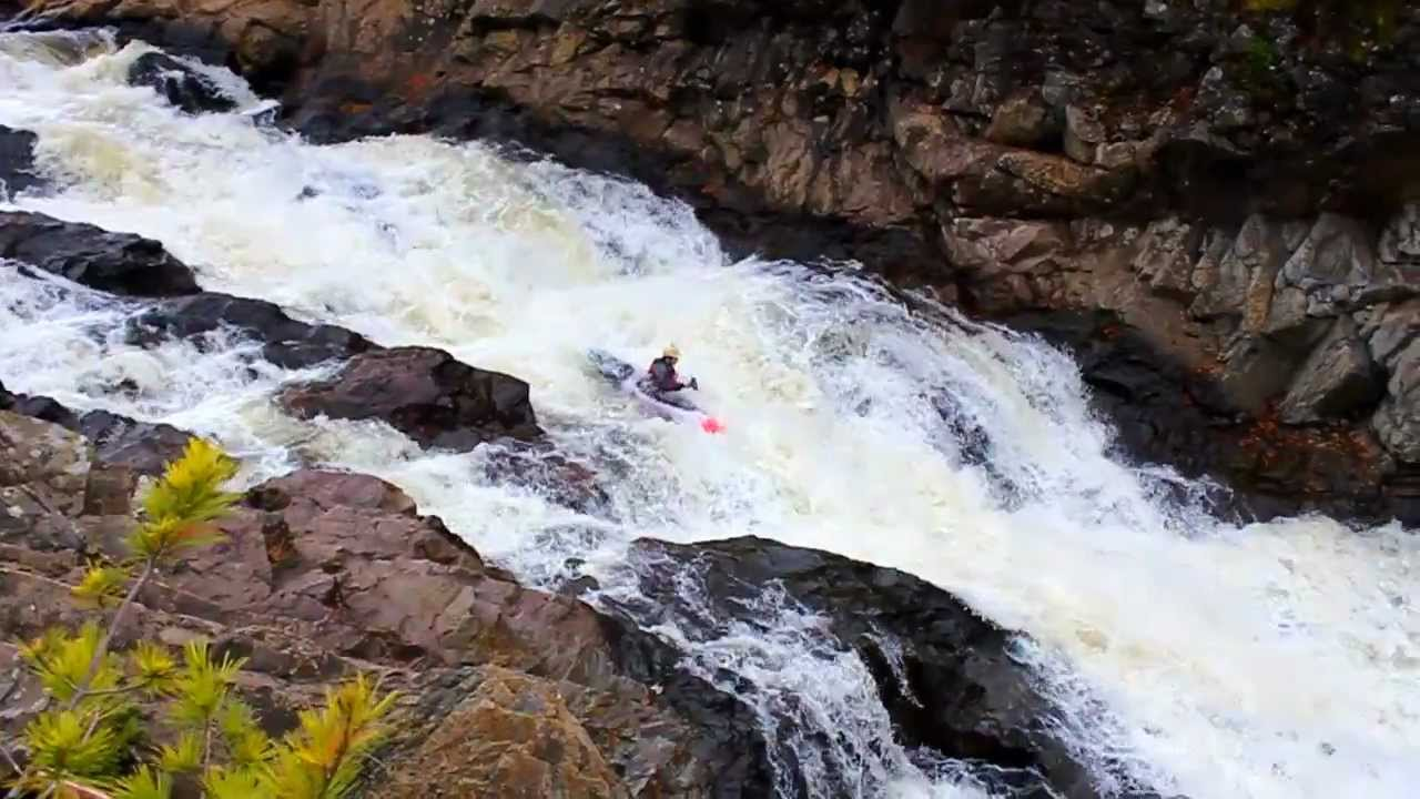 2011 Lifestyle - Quebec Kayak