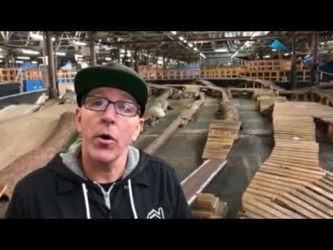 Ray's MTB celebrates ten years of indoor riding in Cleveland