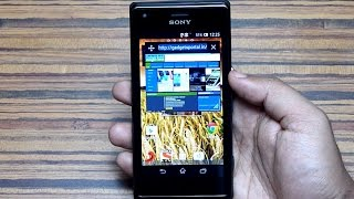 Sony Xperia M Password Reset or Recovery