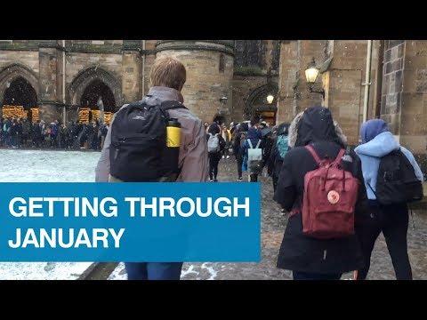 Getting through January