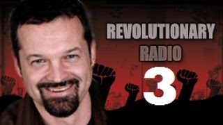 Flat Earth Clues Interview 66 - Revolutionary Radio with Rob Skiba - Mark Sargent ✅
