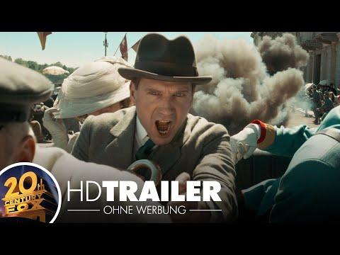 The King's Man - The Beginning | Offizieller Trailer 2 | Deutsch HD German (2020)
