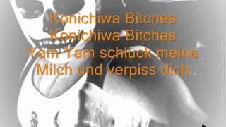 Genetikk- Konichiwa Bitches [Lyrics]