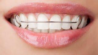 Смотреть видео сняла зубной пртез болят десна