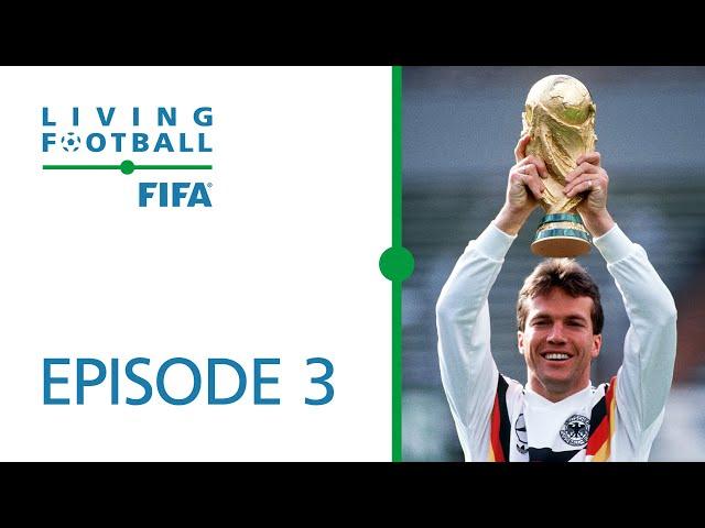 Living Football | FIFA Football Magazine Show | Episode 3