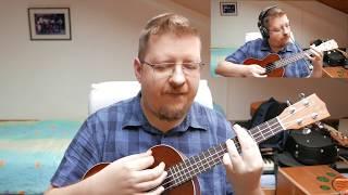 Rodrigo Amarante - Tuyo (Narcos Theme Song) - ukulele cover Video
