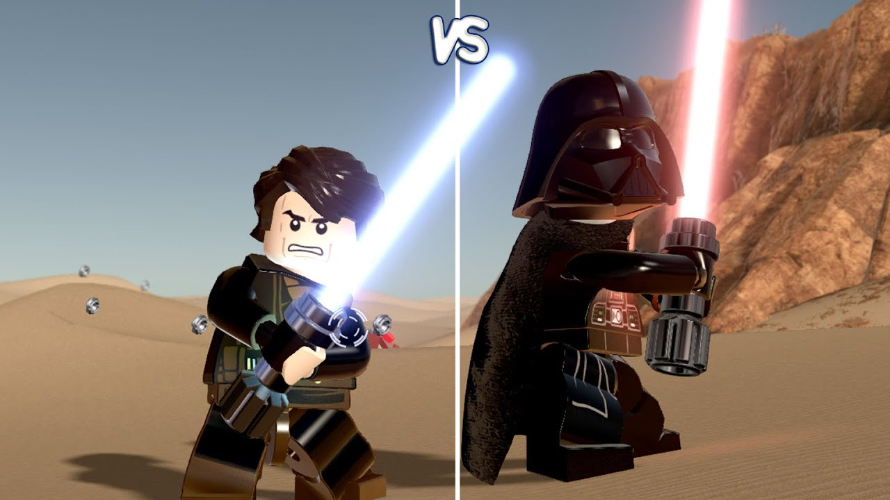 Lego star wars the force awakens anakin skywalker vs - Lego star wars vaisseau anakin ...