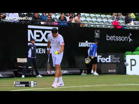 Tommy Haas Interview at MercedesCup 2015