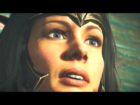 Injustice 2 - Walkthrough Part 8 - Story Chapter 8: Wonder Woman (1080p 60FPS)