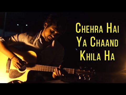 Chehra Hai Ya Chaand Khila Hai (Saagar 1985) | Unplugged Cover by Udit Shandilya | Kishore Kumar